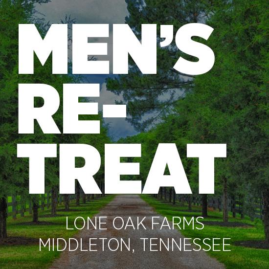 Men's Retreat 2017